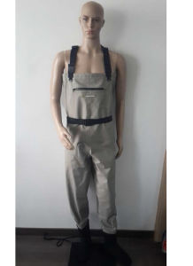 Waterproof Breathable Stream-Logic Feather Waders pictures & photos