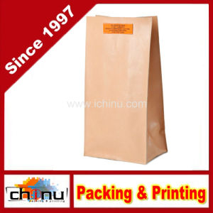 Grocery Kraft Paper Bag (2152) pictures & photos