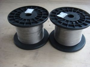 Stainless Steel Wire Rope 1.0mm~26mm