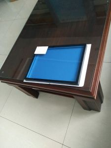 Alibaba China Supplier Ford Blue Insulated Glass pictures & photos