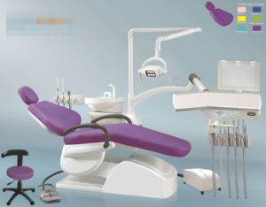 CE New Set Dental Supplies Equipment Dentist Chair pictures & photos