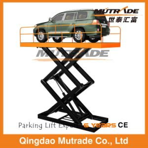 Hydro Park Mutrade Vehicle Parking Platform for Car Showing pictures & photos