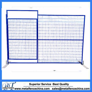 Powder Coated Temporary Construction Fence Panels pictures & photos