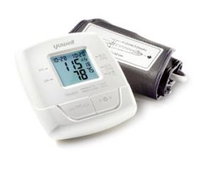 680A Arm-Type Electronic Digital Blood Pressure Monitor pictures & photos