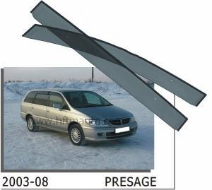 Window Visor 2003-2008 for Nissan Presage pictures & photos