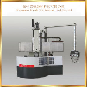 Ck5123 China High Efficiency Automatic Vertical Lathe Machine for Sale pictures & photos