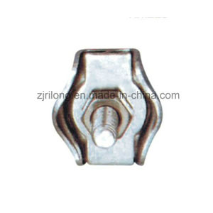 Steel Galvanized or Stainless Steel 304 or 316 Simplex Wire Rope Clips Model Dr-Z0012 pictures & photos