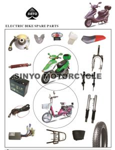Energy Saving Popular Electric Scooter Accessories pictures & photos