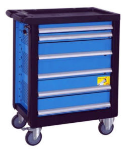 6 Drawers Heavy Duty -228PCS Tool Cabinet (FY228A-1) pictures & photos