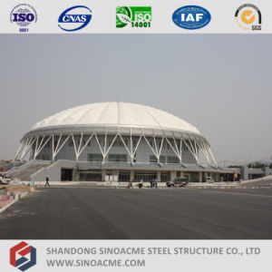 Large Span Pipe Truss Structure for Sports Center pictures & photos