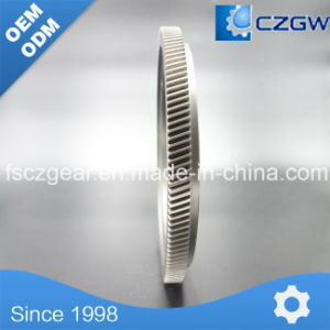 Good Quality Customized Transmission Gear Ring Gear for Various Machinery pictures & photos