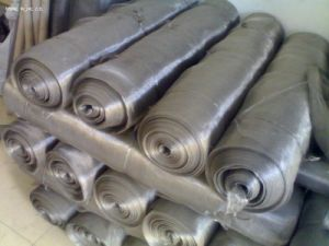 India, Pakistan Hot Sold, Galvanized Square Wire Mesh pictures & photos