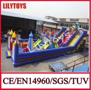 2014 Best Quality Inflatable Fun City, Inflatable Playground pictures & photos