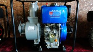 4inch Diesel Water Pump KDP40 pictures & photos