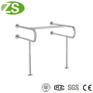 Folding up Stainless Steel Grab Bar for Disabled People pictures & photos