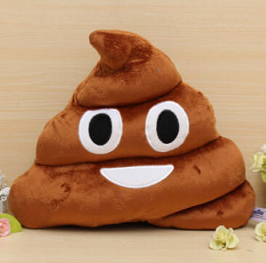 2016 Hot Popular Poop Pillow pictures & photos