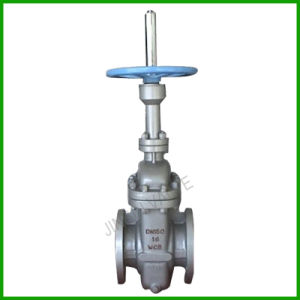 Flang End Manual Flat Gate Valve pictures & photos