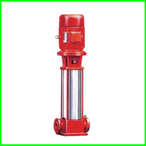 Trailer Fire Pump with Vertical Multistage Fire Pump pictures & photos