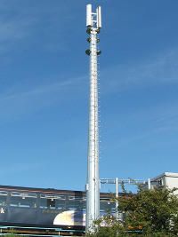 Hot DIP Galvanized Steel Antenna Pole for Telecommunication/Lighting Pole pictures & photos