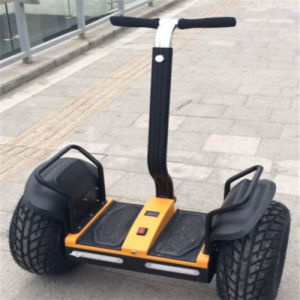 19inch Black Two Wheel Self Balance Scooter with APP pictures & photos