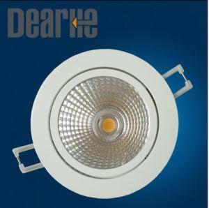 Aluminum 5W LED Ceiling Spotlight