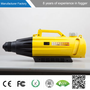Portable Electric Ulv Cold Fogger Power Sprayer for Disinfecting