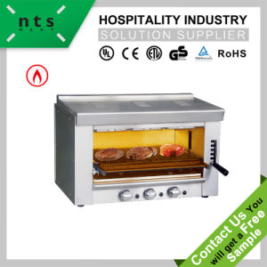 Gas Salamander for Hotel & Restaurant & Catering Kitchen Equipment pictures & photos