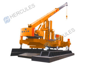 Hydraulic Static Pile Drivers (HJYZ series) pictures & photos