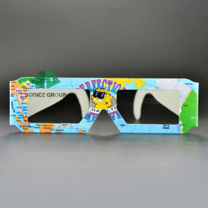 Paper Linear Polarized 3D Glasses (SNLP 024)