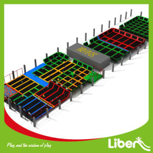 Liben Bungee Jumping Trampoline Park for All Ages pictures & photos