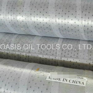 SS316L Perforated Stainless Steel Casing Pipe pictures & photos
