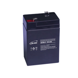 Ce Approved Battery Storage UPS Battery 6V 4.5ah pictures & photos