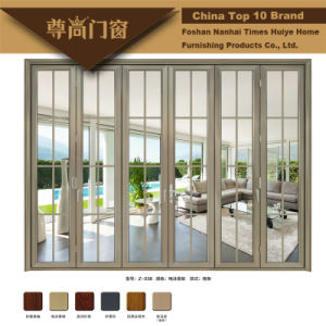 Fashion Style Aluminum/Aluminium Folding Door with Germany Handles pictures & photos