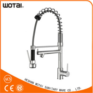Chrome Finish Three Function Kitchen Faucet pictures & photos