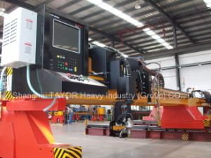 CNC Gantry Type Plasma & Flame Bevel Cutting Machine pictures & photos