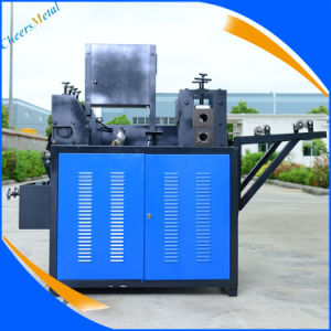 Stainless Steel Flat Scourer Ball Making Machine pictures & photos