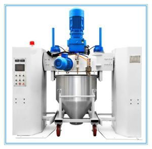 150L High Efficient Premixing Powder Container Mixer pictures & photos