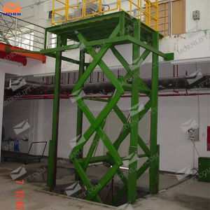 1-6ton High Scissor Lift Table Morn Brand pictures & photos