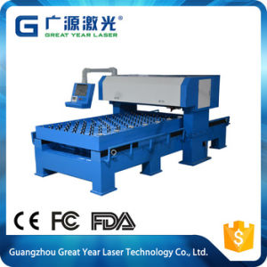 Top Quality 1500watt Laser Die Cutter /Corrugated Die-Cutting Machine /Flatbed Die Cutter for Die Board pictures & photos