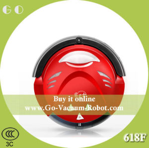 Automatic Charging Strong Suction Loss Weight Home Robot Vacuum Cleaner pictures & photos
