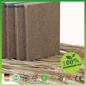 18mm Plain MDF Board Carb P2 Furniture Board pictures & photos