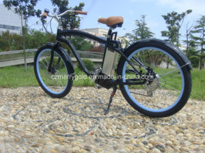 36V 250W Electric Beach Cruiser Bike En 15194 Approved pictures & photos