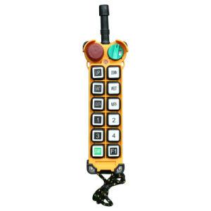 Overhead Crane Industrial Wireless Telecrane Remote Control (F24-12S) pictures & photos