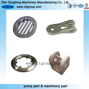 OEM Stainless Steel/Carbon Steel Metal Castings with CNC Machining pictures & photos