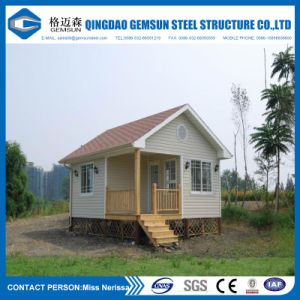Smart Flexible White/Yellow/Blue/Green Prefabricated Expandable Container House (T I O 2.0) pictures & photos