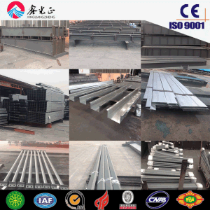Pre-Engineered Steel Structure Shed pictures & photos