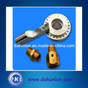 OEM Service for Aluminum, Steel, Brass CNC Parts pictures & photos