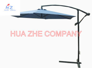 10ft Banana Umbrella Garden Umbrella Parasol for Outdoor Umbrella (Hz-S091) pictures & photos