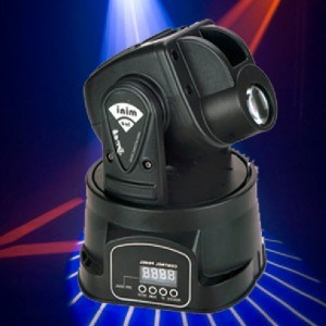 15W LED Moving Head Spot Light for Home Party
