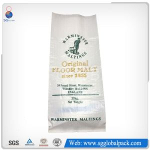 Laminated PP Woven Bag for Garin Wheat Rice pictures & photos